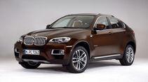 auto, motor und sport Leserwahl 2013: Kategorie I Gelände - BMW X6