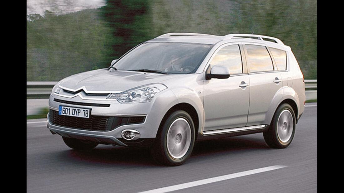 auto, motor und sport Leserwahl 2013: Kategorie I Gelände - Citroën C-Crosser
