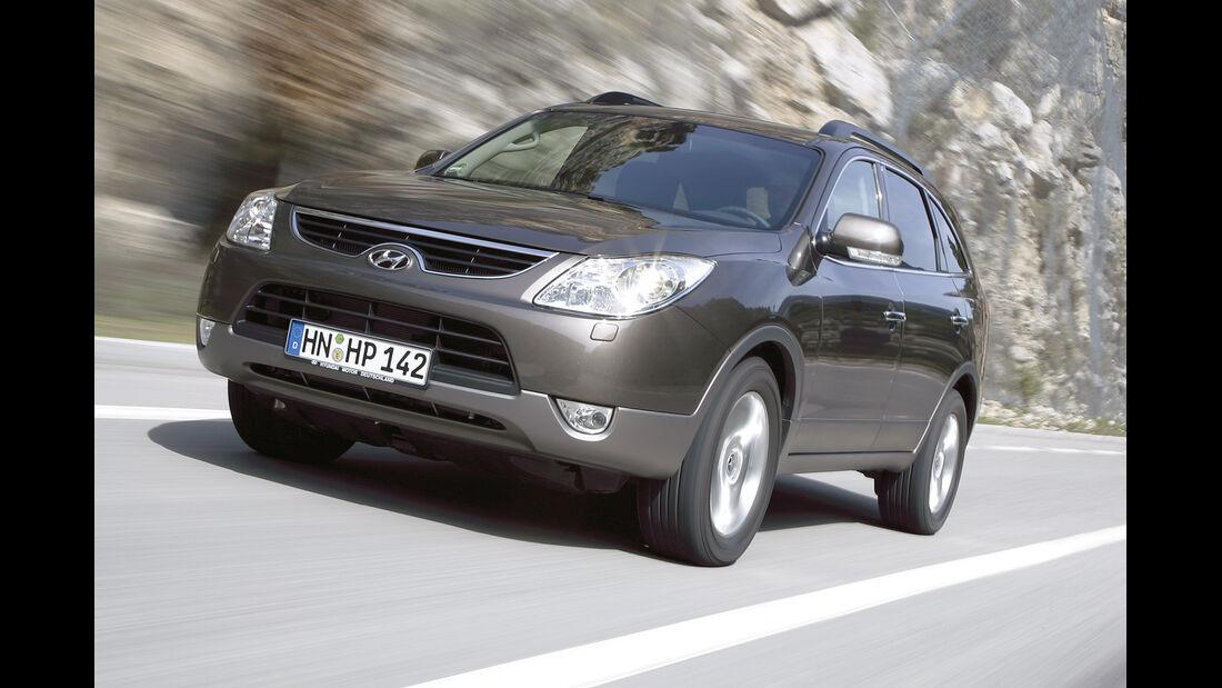 auto, motor und sport Leserwahl 2013: Kategorie I Gelände - Hyundai ix55