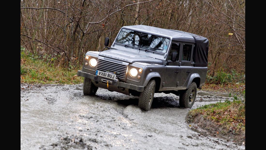 auto, motor und sport Leserwahl 2013: Kategorie I Gelände - Land Rover Defender