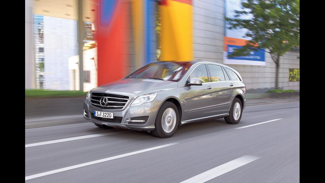 auto, motor und sport Leserwahl 2013: Kategorie I Gelände - Mercedes R-Klasse