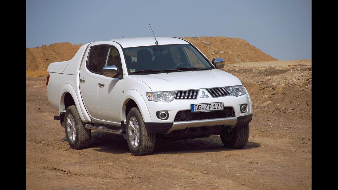 auto, motor und sport Leserwahl 2013: Kategorie I Gelände - Mitsubishi L200