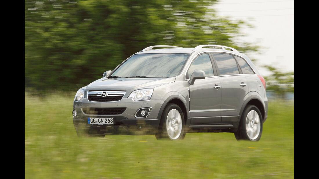 auto, motor und sport Leserwahl 2013: Kategorie I Gelände - Opel Antara