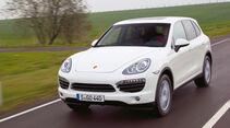 auto, motor und sport Leserwahl 2013: Kategorie I Gelände - Porsche Cayenne