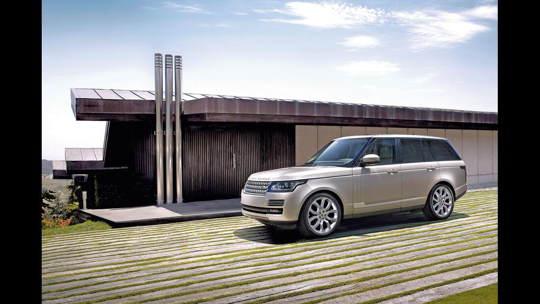 auto, motor und sport Leserwahl 2013: Kategorie I Gelände - Range Rover
