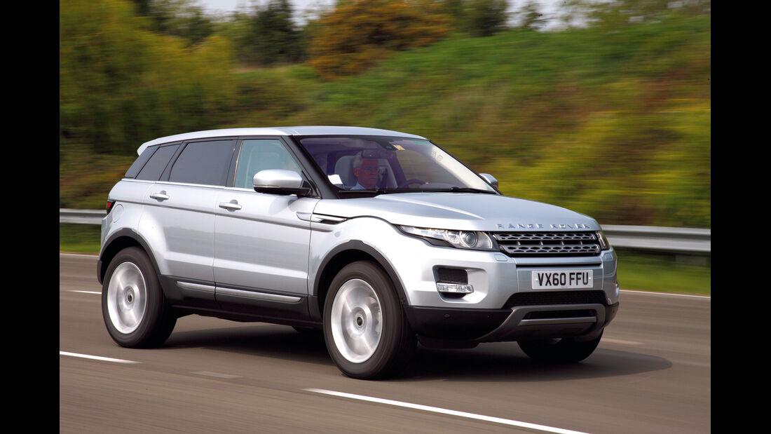 auto, motor und sport Leserwahl 2013: Kategorie I Gelände - Range Rover Evoque