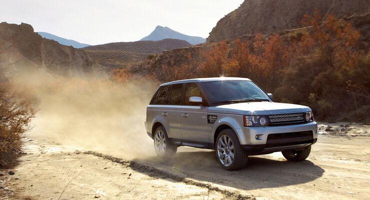 auto, motor und sport Leserwahl 2013: Kategorie I Gelände - Range Rover Sport