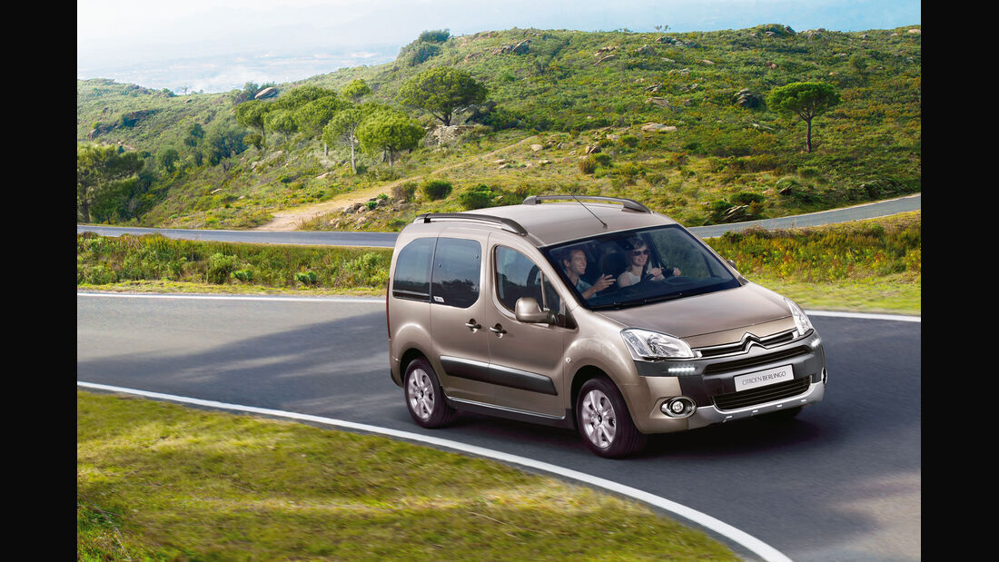auto, motor und sport Leserwahl 2013: Kategorie K Vans - Citroën Berlingo