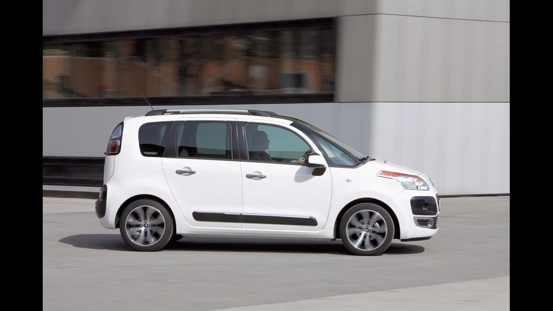 auto, motor und sport Leserwahl 2013: Kategorie K Vans - Citroën C3 Picasso