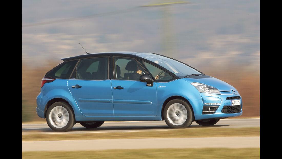 auto, motor und sport Leserwahl 2013: Kategorie K Vans - Citroën C4 Picasso