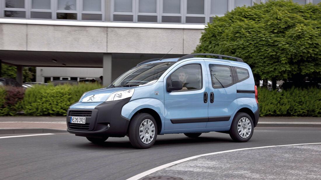 auto, motor und sport Leserwahl 2013: Kategorie K Vans - Citroën Nemo