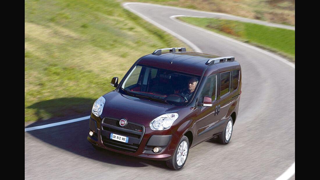 auto, motor und sport Leserwahl 2013: Kategorie K Vans - Fiat Doblò