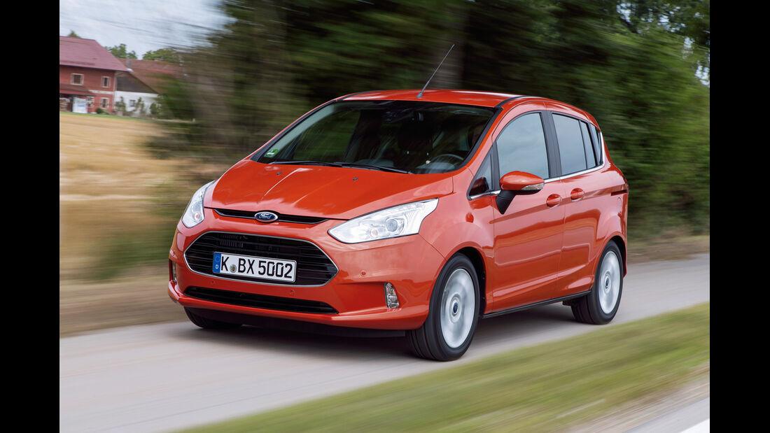 auto, motor und sport Leserwahl 2013: Kategorie K Vans - Ford B-Max