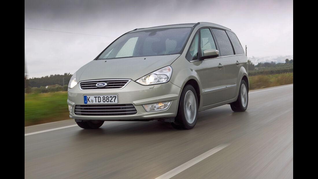 auto, motor und sport Leserwahl 2013: Kategorie K Vans - Ford Galaxy