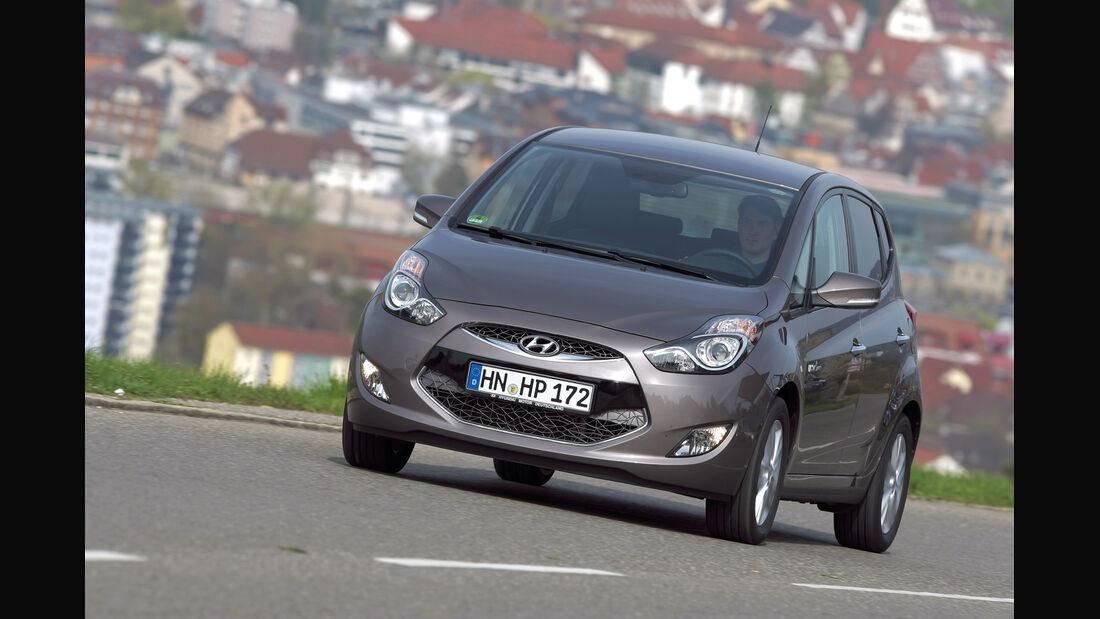 auto, motor und sport Leserwahl 2013: Kategorie K Vans - Hyundai ix20
