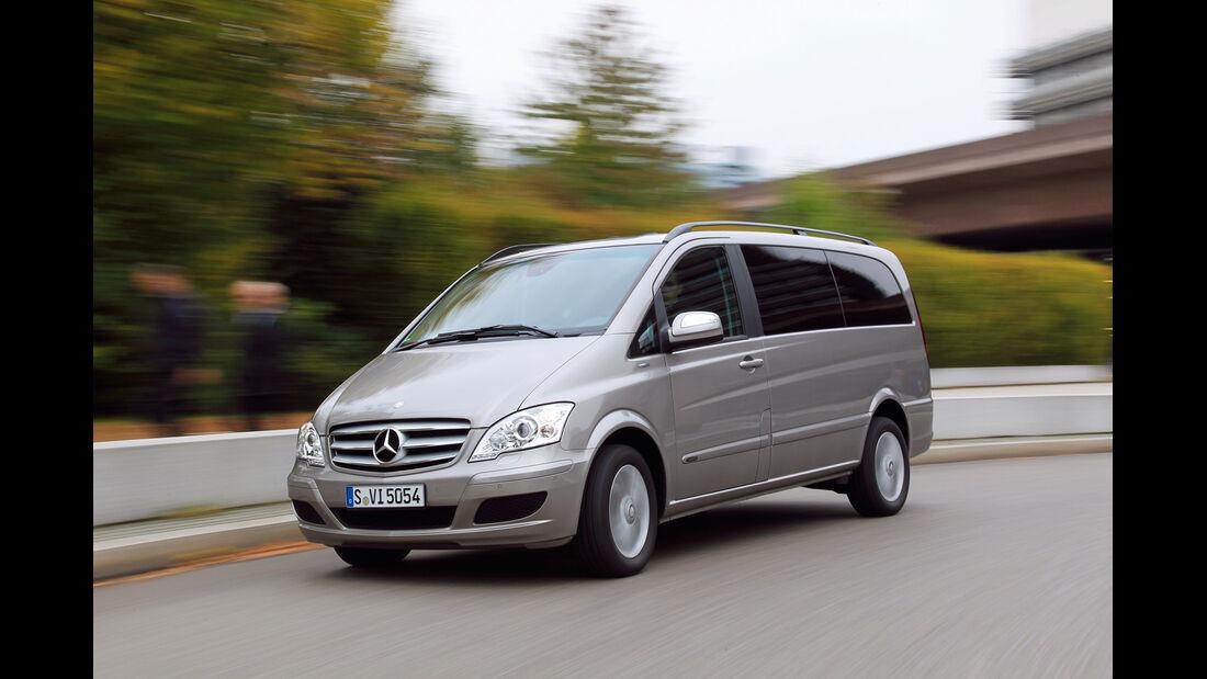 auto, motor und sport Leserwahl 2013: Kategorie K Vans - Mercedes Viano