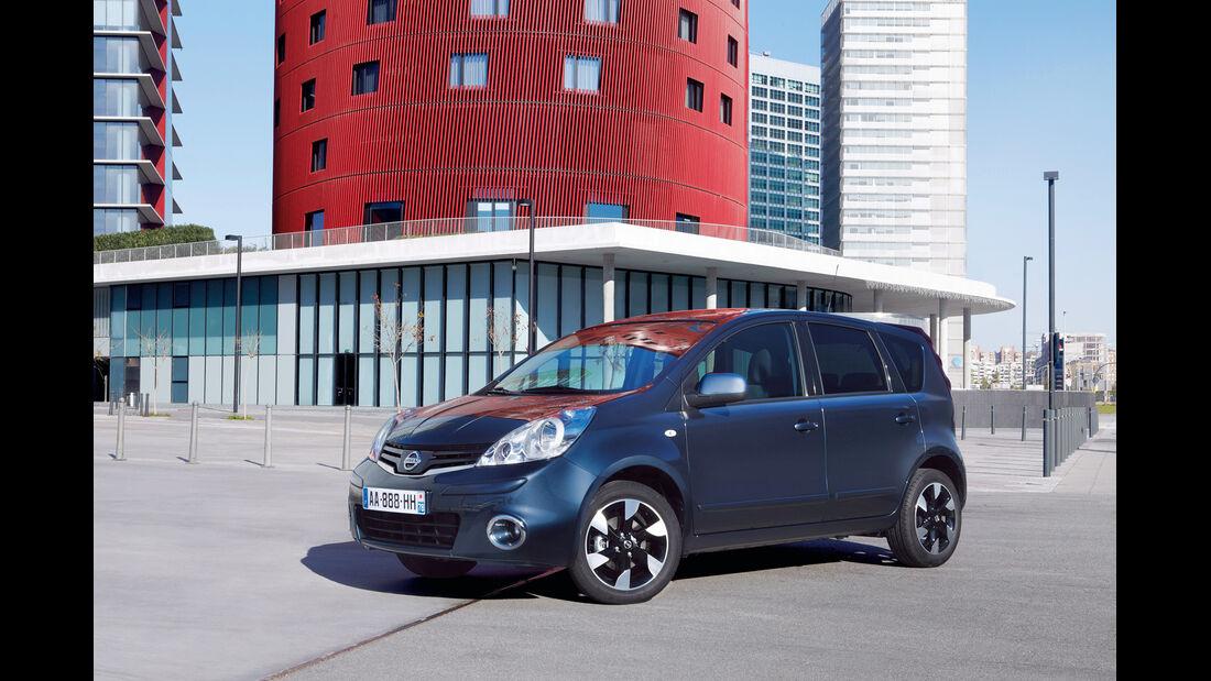 auto, motor und sport Leserwahl 2013: Kategorie K Vans - Nissan Note