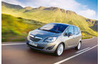 auto, motor und sport Leserwahl 2013: Kategorie K Vans - Opel Meriva