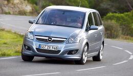 auto, motor und sport Leserwahl 2013: Kategorie K Vans - Opel Zafira Family