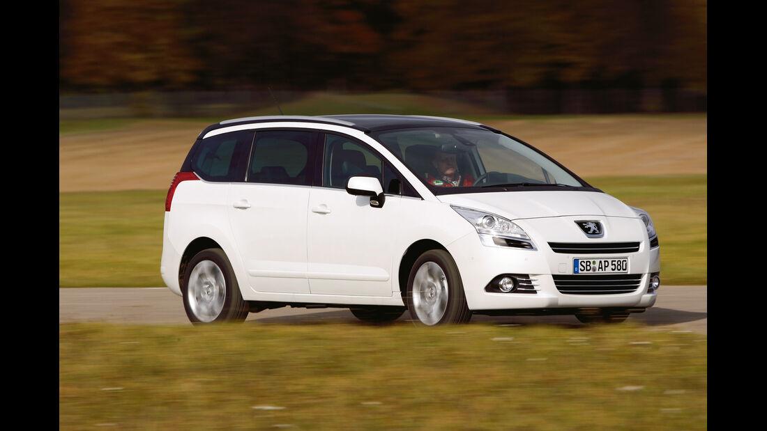 auto, motor und sport Leserwahl 2013: Kategorie K Vans - Peugeot 5008