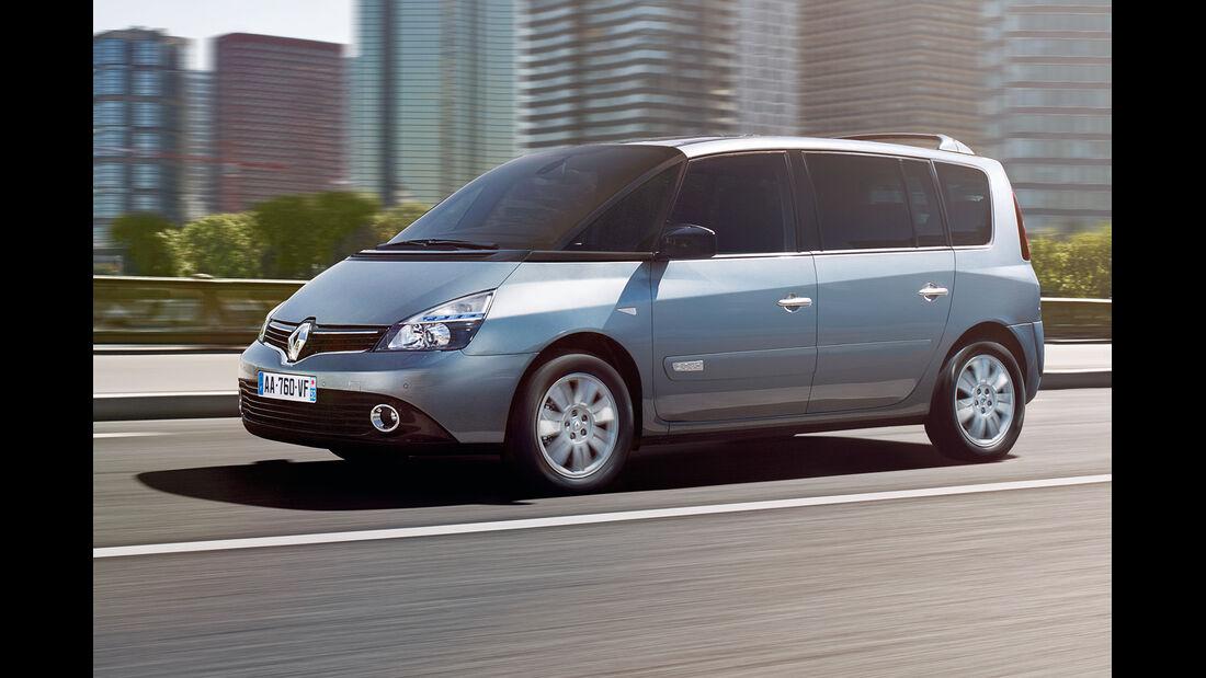 auto, motor und sport Leserwahl 2013: Kategorie K Vans - Renault Espace