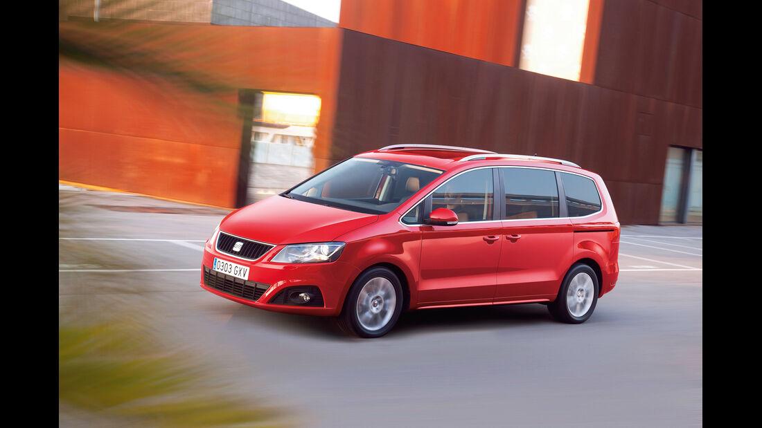 auto, motor und sport Leserwahl 2013: Kategorie K Vans - Seat Alhambra