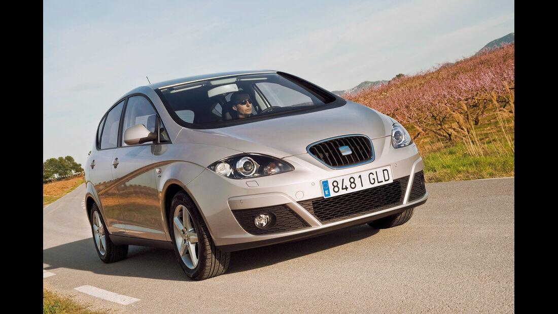 auto, motor und sport Leserwahl 2013: Kategorie K Vans - Seat Altea/Freetrack