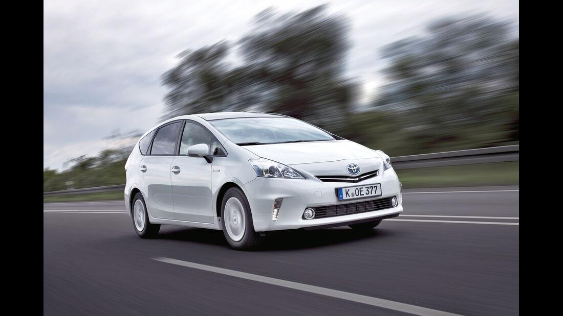 auto, motor und sport Leserwahl 2013: Kategorie K Vans - Toyota Prius Plus