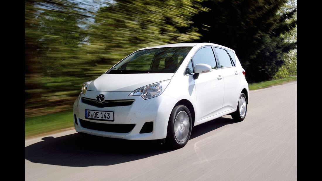 auto, motor und sport Leserwahl 2013: Kategorie K Vans - Toyota Verso S