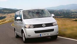 auto, motor und sport Leserwahl 2013: Kategorie K Vans - VW Multivan