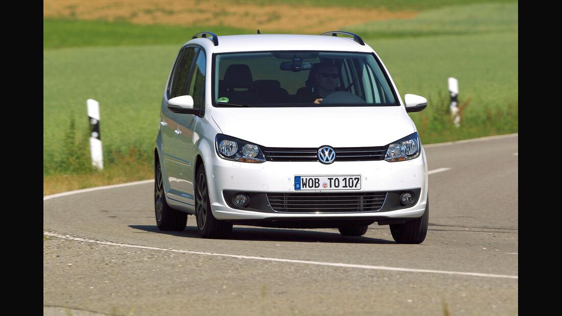 auto, motor und sport Leserwahl 2013: Kategorie K Vans - VW Touran