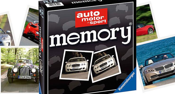 auto motor und sport Memory von Ravensburger