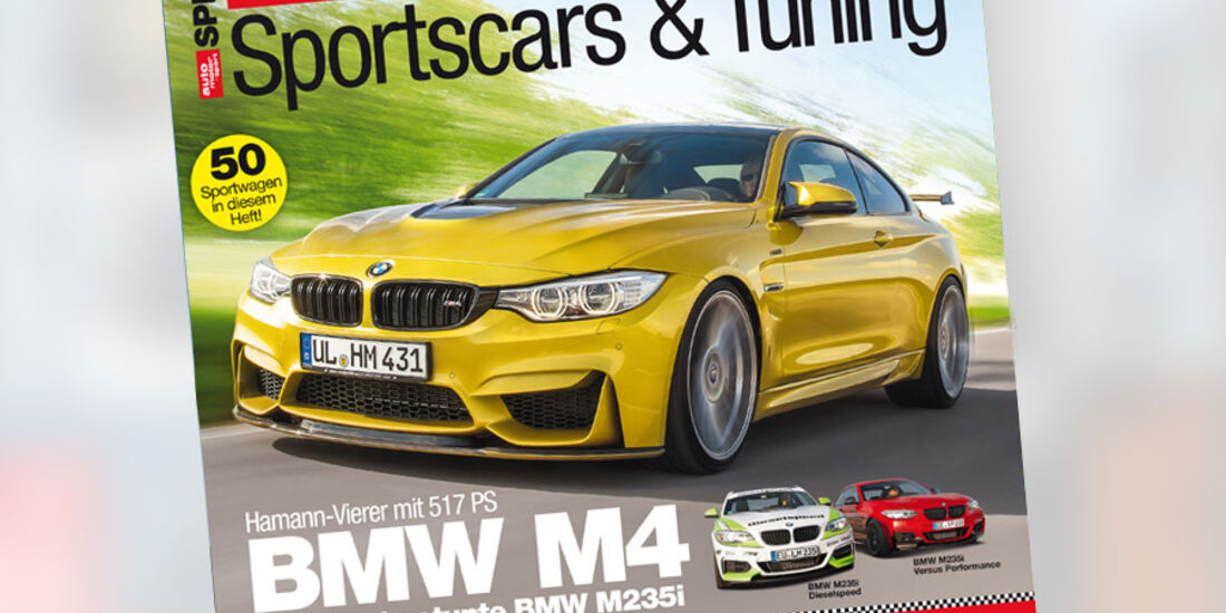auto motor und sport Spezial Sportcars & Tuning