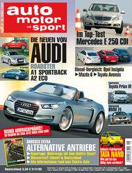 auto motor und sport Titel 08/09