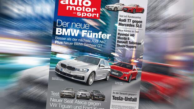 auto motor und sport Titel 16/2016