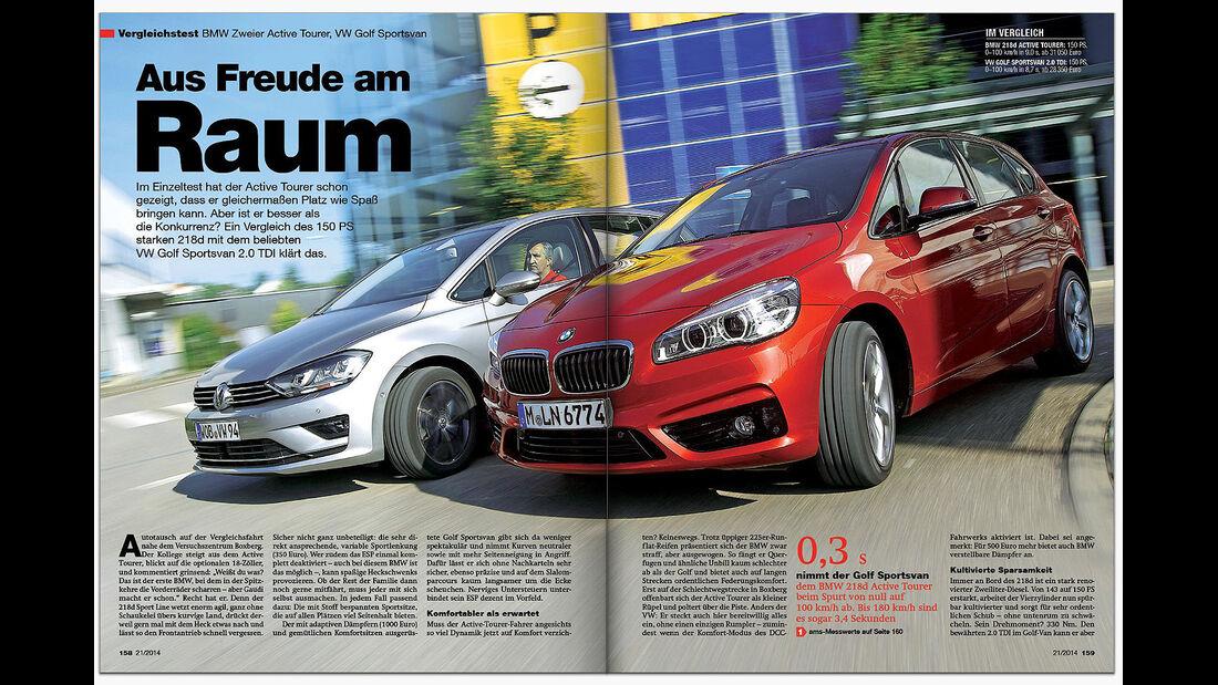 auto motor und sport ams 21 Themen