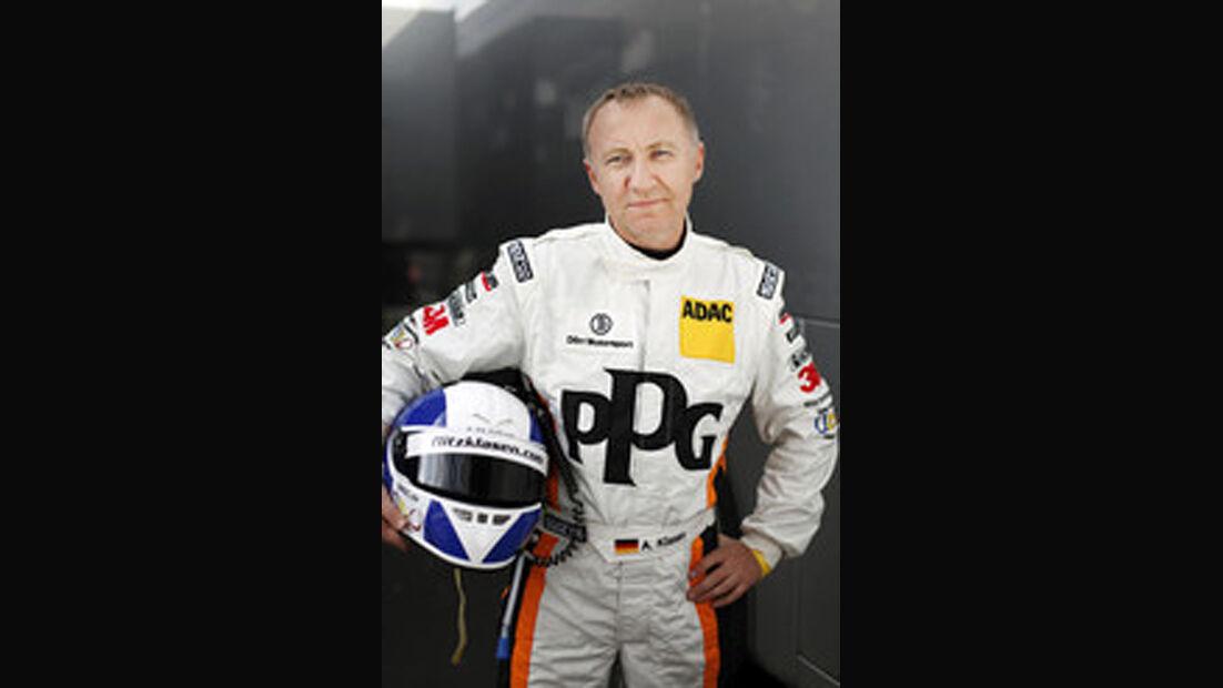 auto motor und sport beim 24h-Rennen Nürburgring, Arno Klasen