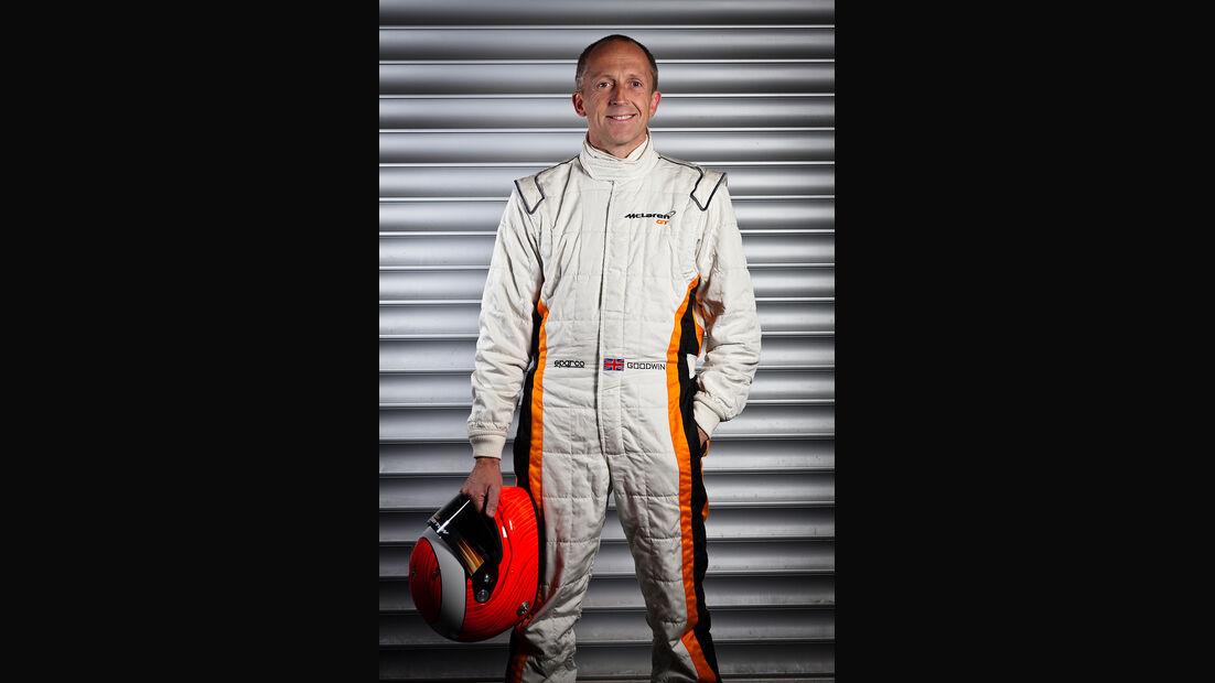 auto motor und sport beim 24h-Rennen Nürburgring, Chris Goodwin