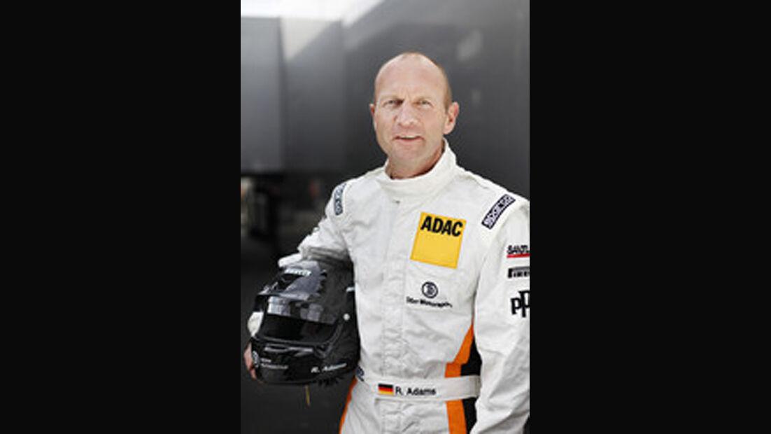 auto motor und sport beim 24h-Rennen Nürburgring, Rudi Adams