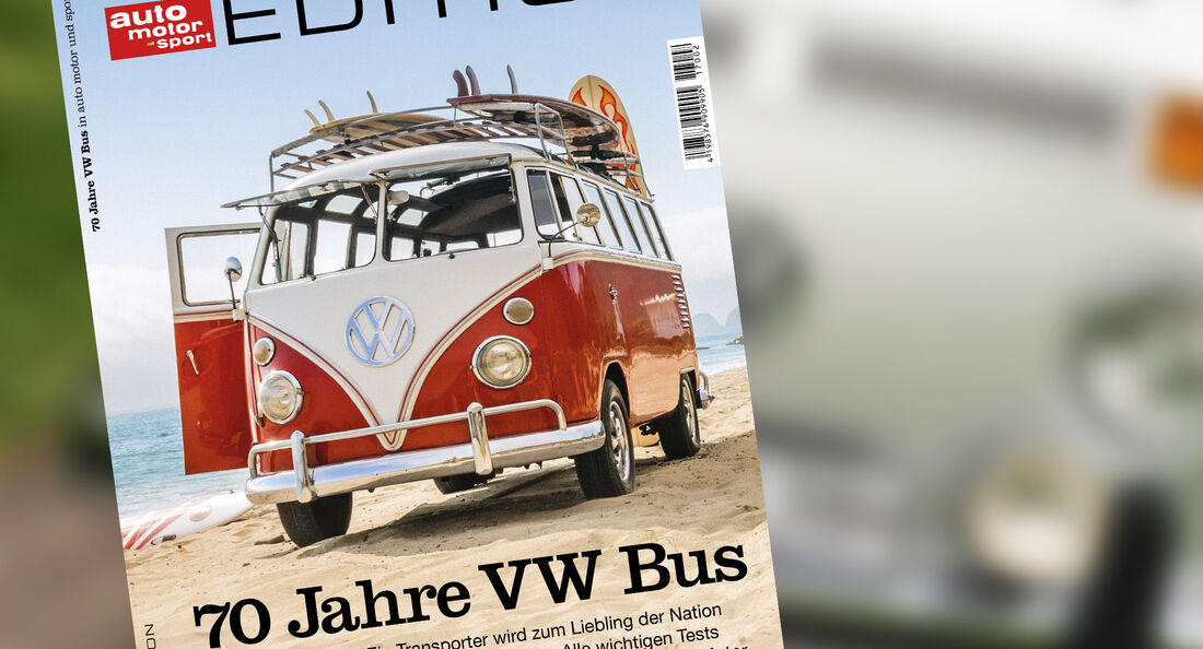 auto motor und sport edition Bulli VW Bus