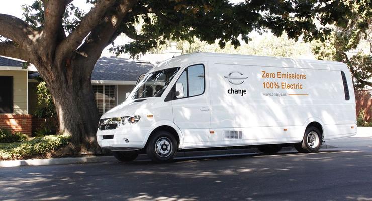 chanje / Transporter V8070