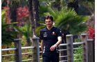 de la Rosa Formel 1 GP China 2011
