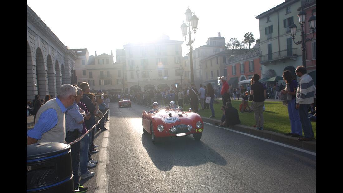 die besten Autos der Mille Miglia 2015