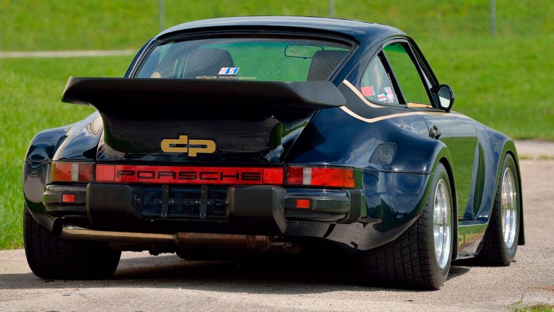 dp Motorsport Kremer Porsche 935 Mario Andretti