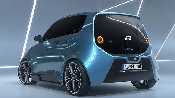 Ego Life Elektroauto Daten Preis Marktstart Auto Motor Und Sport