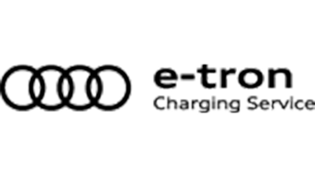 e-tron charging service Audi