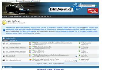 e46-forum, Netzathleten Partner