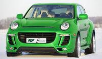 eRuf Stormster, Porsche Cayenne