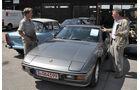 grauer Porsche 924