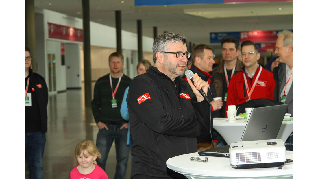 i-Mobility Rallye 2016, Briefing